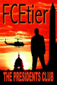 Re-designed cover depicts Hixon (in silhouette) in the nation's capital, the setting for several important scenes.